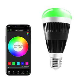 MagicLight Pro 2nd WiFi LED Light Bulb - Smartphone Controll