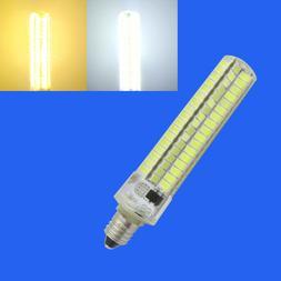 2pcs E11 Mini Candelabra Base LED Bulb Ceiling fan Light 7W