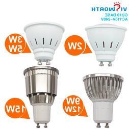 2W 3W 5W Led Spotlight Gu10 SMD2835 9W 12W 15W Cob Led <font