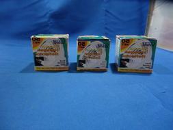 3 Feit Electric 50W 12 Volt EXN/CG Flood Reflector Lamp Bulb