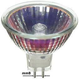 -Bulbs G8 20W GY8 20 Watts JCDR MR-16 GU8+C 120V Halogen Lig