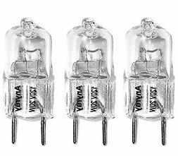 Anyray -Lamps Replacement Light bulbs 120V 20-Watt for GE Mi