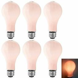 Philips 3-Way 50/100/150 Watt A21 Pink Incandescent Light Bu