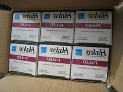 3 yes 3 Halco 80022 - A19FR8/830/LED A19 A Line Pear LED Lig