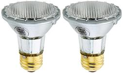 Feit 38PAR20/QFL/ES/2 38-watt Energy Saving Halogen PAR20 Re