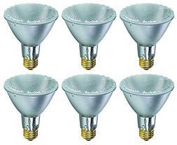 Pack Of 6 38PAR30/FL/LN 120V 39 Watt High Output  38W PAR30