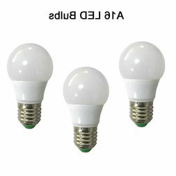 3pcs E27 LED Light Bulb 12-24V 3W Globe RV/Boat/Solar Bulb L