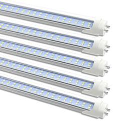 4-100PCS T8 LED Tube Light Bulbs Bi Pin 4FT G13 6000K 22W 28