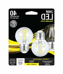 Brand Name: FEIT Electric  Watts: 4.5 watts Bulb Shape Type: