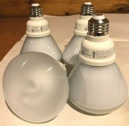 4 Ecosmart CFL Flood Light Bulb  - 120 Volt, 14 Watt, 650 Lu