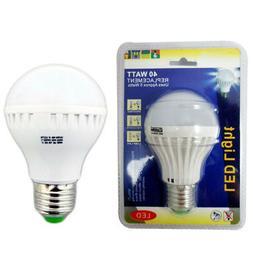 4 Energy Saving 40 Watt Bright White LED Light Bulb Lamp Hom