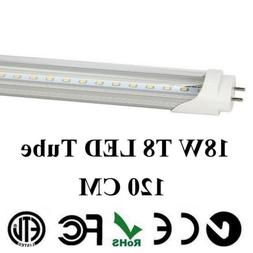 4-1000 Pack G13 LED 18w 4ft Foot 48 Inch T8 Fluorescent Tube