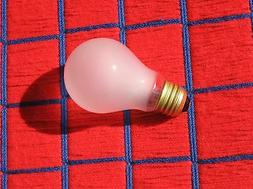 4 NEW 75 watt incandescent E26 rough service LIGHT BULB A19