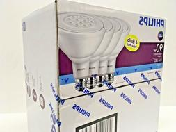 Philips 90W 11W LED Flood/spot Light Bulb PAR38 - In/Out -