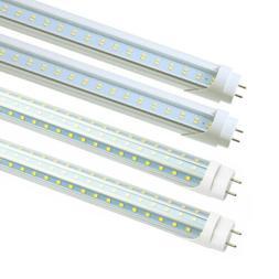 8 Pack JESLED T8 4FT LED Tube Light Bulbs 22W/28W G13 Bi-Pin