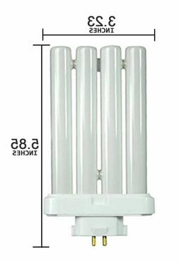 27 Watt 4 Pins Quad Tube Compact Fluorescent Cool Daylight L