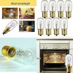40-Watt Appliance Bulb T8 Tubular Incandescen Light,Microwav