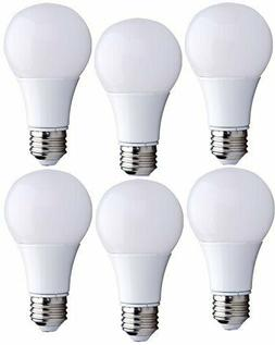 Bioluz LED 40 Watt LED Light Bulbs  ECO Series Warm White 27