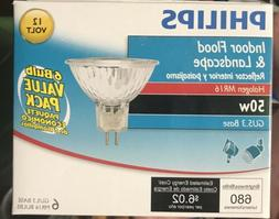 Philips Floo 406009 Landscape and Indoor Flood 50-Watt MR16