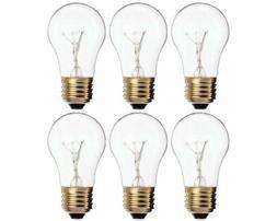 40A15/CL - 40-Watt A15 Incandescent Appliance Bulb - Clear