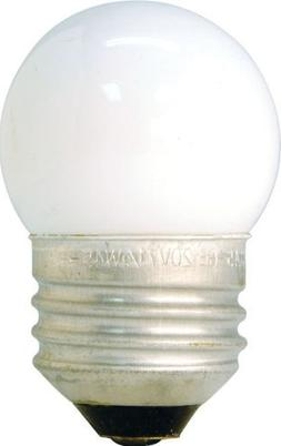 GE 41267  7.5-Watt White S11 1CD Incandescent Night Light Bu