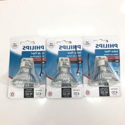 Philips 415745 Indoor Flood 50-Watt MR16 GU10 Base Light Bul