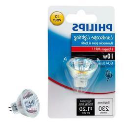 Philips 417220 Landscape Lighting and Indoor Flood 10-Watt M