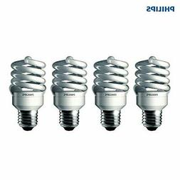 Philips 433557 23W 100 watt T2 Twister 6500K CFL Light Bulb