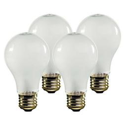 48 Incandescent Light Bulb Bulbs A19 Soft White 40 Watts 40W