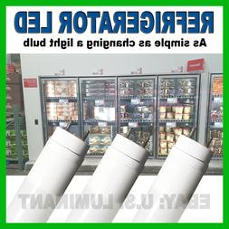 48 inch/ 4 feet Daylight 6000K T8 Refrigerator LED tube rela