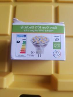 SANSUN 4pk LED 2.4 W 3000K 200 lm No dimmable A/D 12V GU 4.0