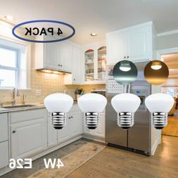 4x 4W R14 LED Reflector Floodlight 25W Equivalent Light Bulb