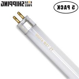 """F13T5/CW 13 Watt 21"""" Fluorescent Light Bulb 4100k 13W T5"""