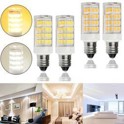 5 Pack Mini E11 Base Bulb 52*LED Dimmable Ceiling Fan Haloge