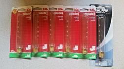 5-Pack of ACE® 40 Watt  #3019908  Tubular T6.5 Light Bulbs