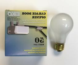 50A19/RS 130V  VIBRATION RESISTANT BULBS FOR GARAGE DOOR OPE