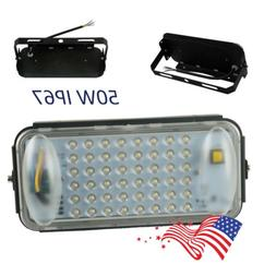 50W LED Flood Lights IP67 Waterproof 4000lm 250W Halogen Bul