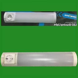 5W Bathroom LED Shaving Light, Bulb, Lamp 400 Lumens 4000K C