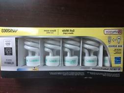 6 Utilitech 10,000 Hour 13W CFL 900 Lumens Soft White Spiral