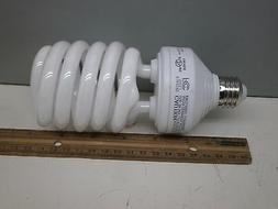 40-Watt Fluorescent Twist Spiral Lamp Light Bulb 2700K Warm