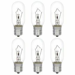 Simba Lighting® Incandescent Appliance Light Bulb T8 40W 1