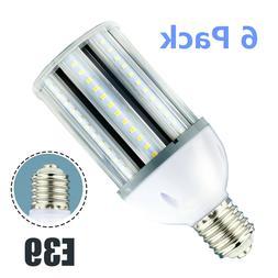 6 Pack LED 60w Light Bulbs E39-5000K Daylight Replace for 40