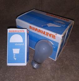 Pk Sylvania 15A15 15-Watt Small Frost Incandescent Lamp Lig