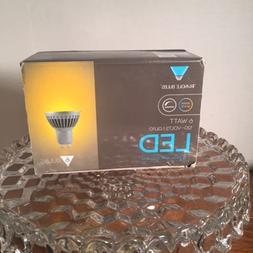 TRIANGLE BULBS 6 WATT 120-VOLTS I GU10 LED 6 Pack 50W Replac