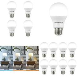 60-Watt Equivalent A19 Non-Dimmable Led Light Bulb Soft Whit