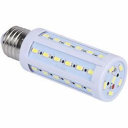 60 Watt Equivalent LED Bulb 42-Chip Corn Light E26 850lm 8W
