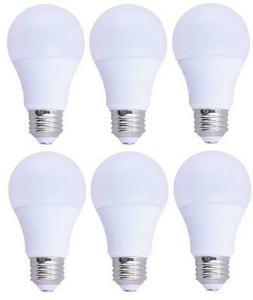 Bioluz LED 60 Watt Light Bulb, Uses Only 9 Watts, Warm White