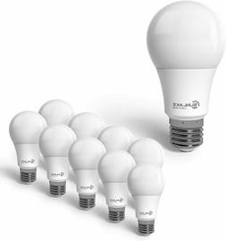 60W Dimmable High Definition 10 Pcs/Pack LED Light Bulb 9 W