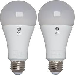 GE Lighting 66117 Dimmable LED A21 Light Bulb with Medium Ba