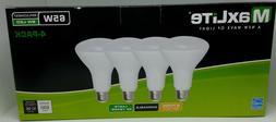 Maxlite 65W 2700K 4-Pack Bulbs~~8 LED~~Dimmable~~Soft White~